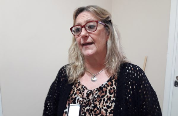 Liliana Vallabriga, Inspectora Jefe Distrital 9 de Julio