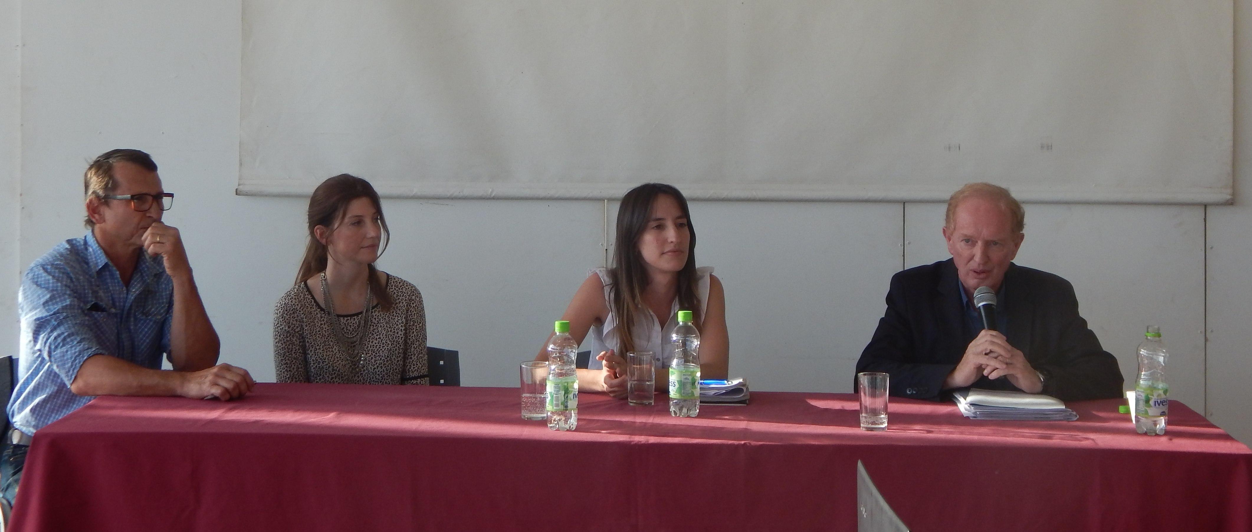 Tambos: La Dirección provincial de Lechería presento una cobertura paramétrica contra eventos de déficit y excesos de lluvias