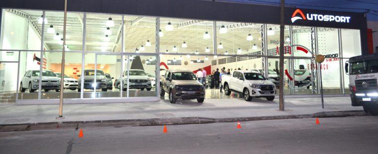 Nuevo local comercial de Autosport en Mitre 957