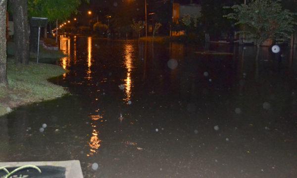 Calle 25 de Mayo desde Pueyrredon hasta Av Compaire