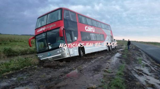 El omnibus que se despisto