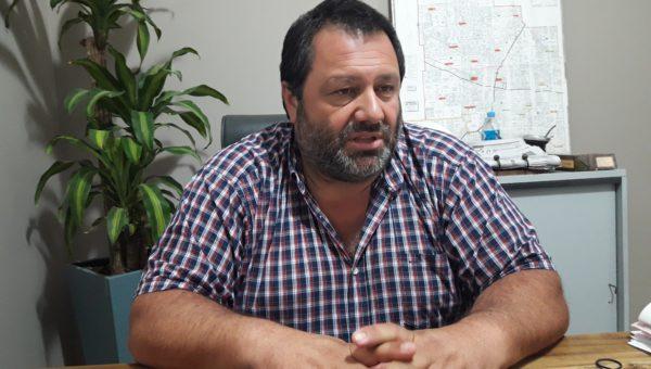 Enrique Merlo detallo a El Regional Digital el trabajo de su area