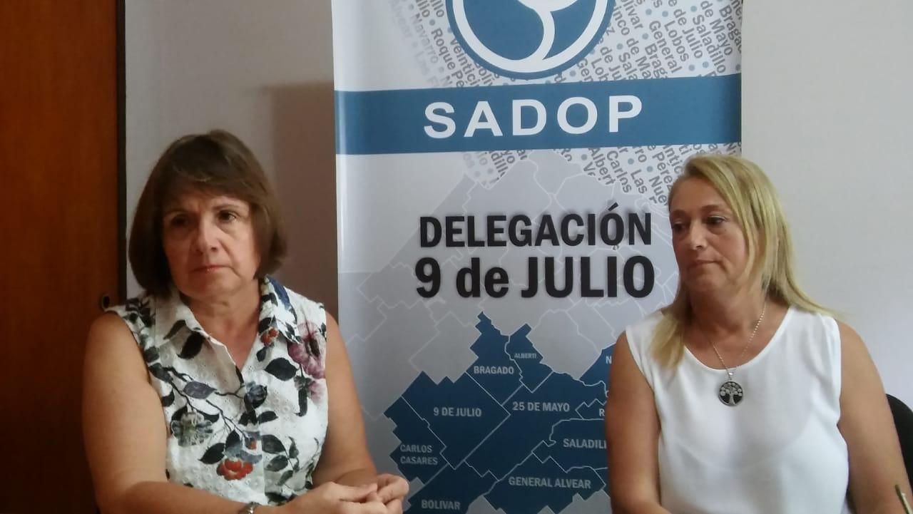 SADOP 9 de Julio repudio el despido de una docente del Colegio Jesús Sacramentado