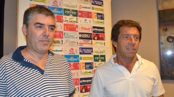 Hernan Bono y Miguel Sancholuz