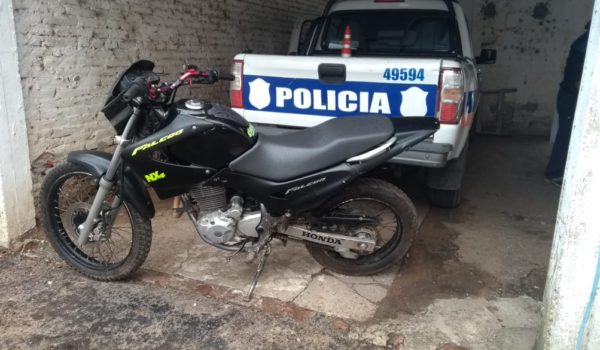 Motocicleta Honda 400 cc