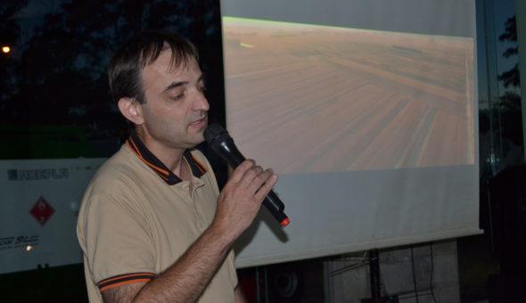 Pablo Zanello presdiente de la compañia