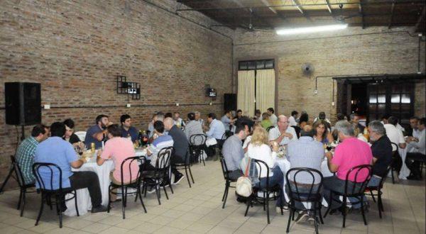 Reunion que se dio el viernes 25 en Chacabuco
