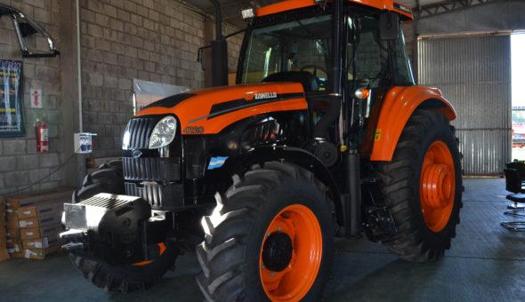Tractor Zanello 4120