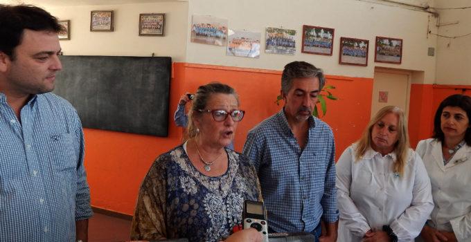 Barroso, Vallabrita, Gomez, Frau y Sosa