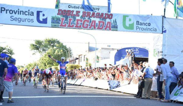 Culminacion de la primera etapa en Chivilcoy