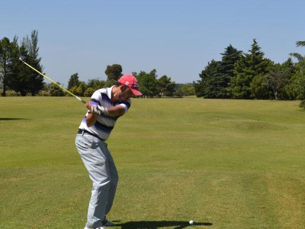 Este sabado se juega un nuevo Torneo en el Golf Club Atletico 9 de Julio