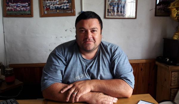 Guillermo Aranda, es el Coordinado y entrenador de las divisiones inferiores en Libertad