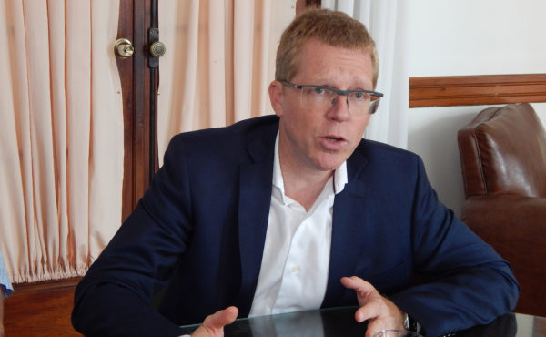 Juan Curuchet presidente del BAPRO