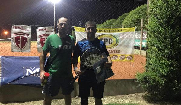 Rodolfo Diaz y Juan Rodriguez