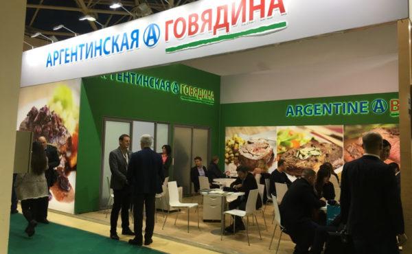 Stand del IPCVA en Rusia
