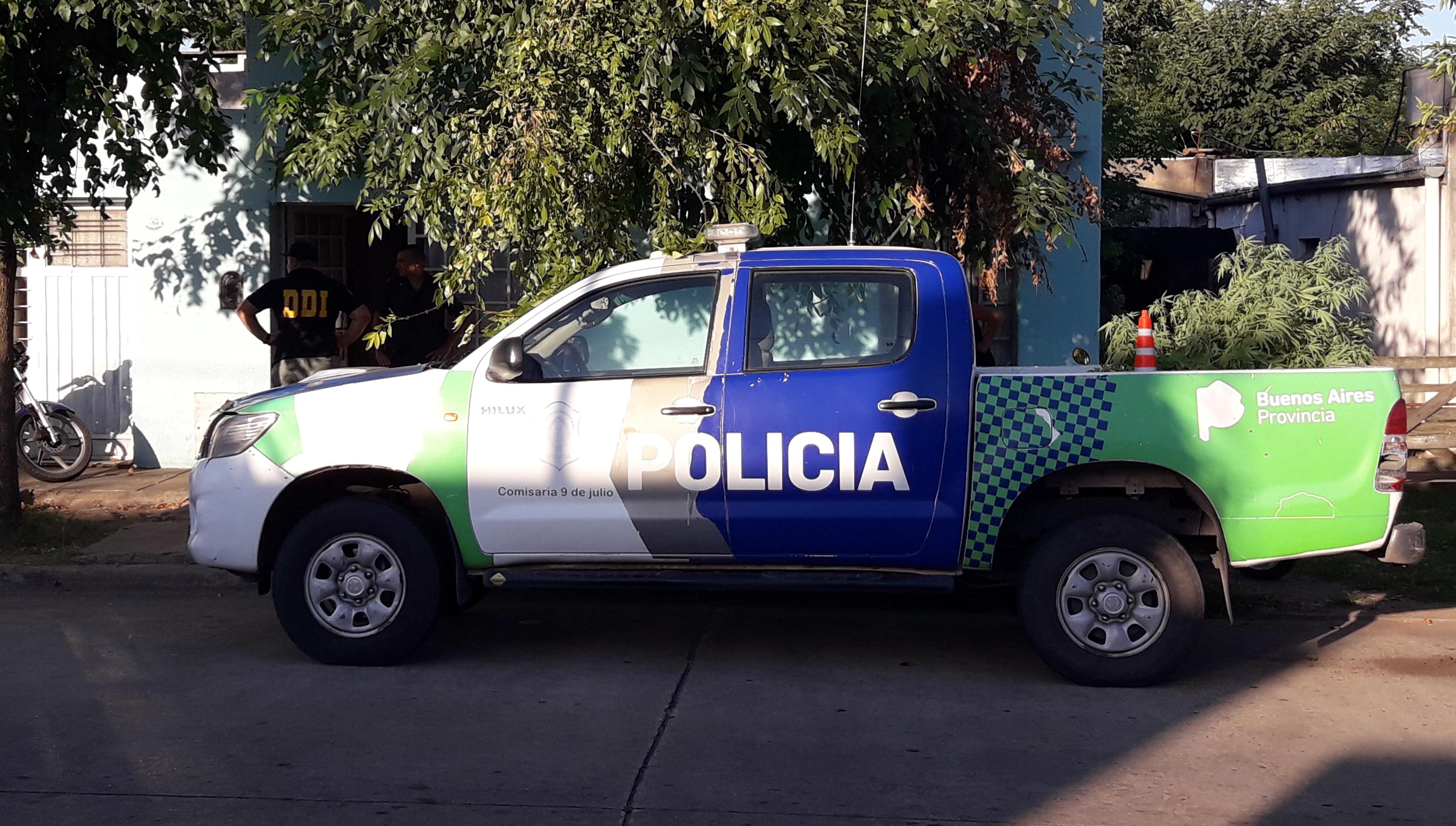 Una ardua investigación policial arrojo el esclarecimiento de varios hechos de robo y un detenido