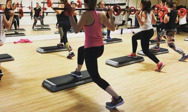 El entrenamiento comienza este sábado  9 – foto facebook fitness point