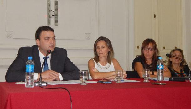 Barroso hizo enfasis en las obras realizadas durante estos tres años de gobierno