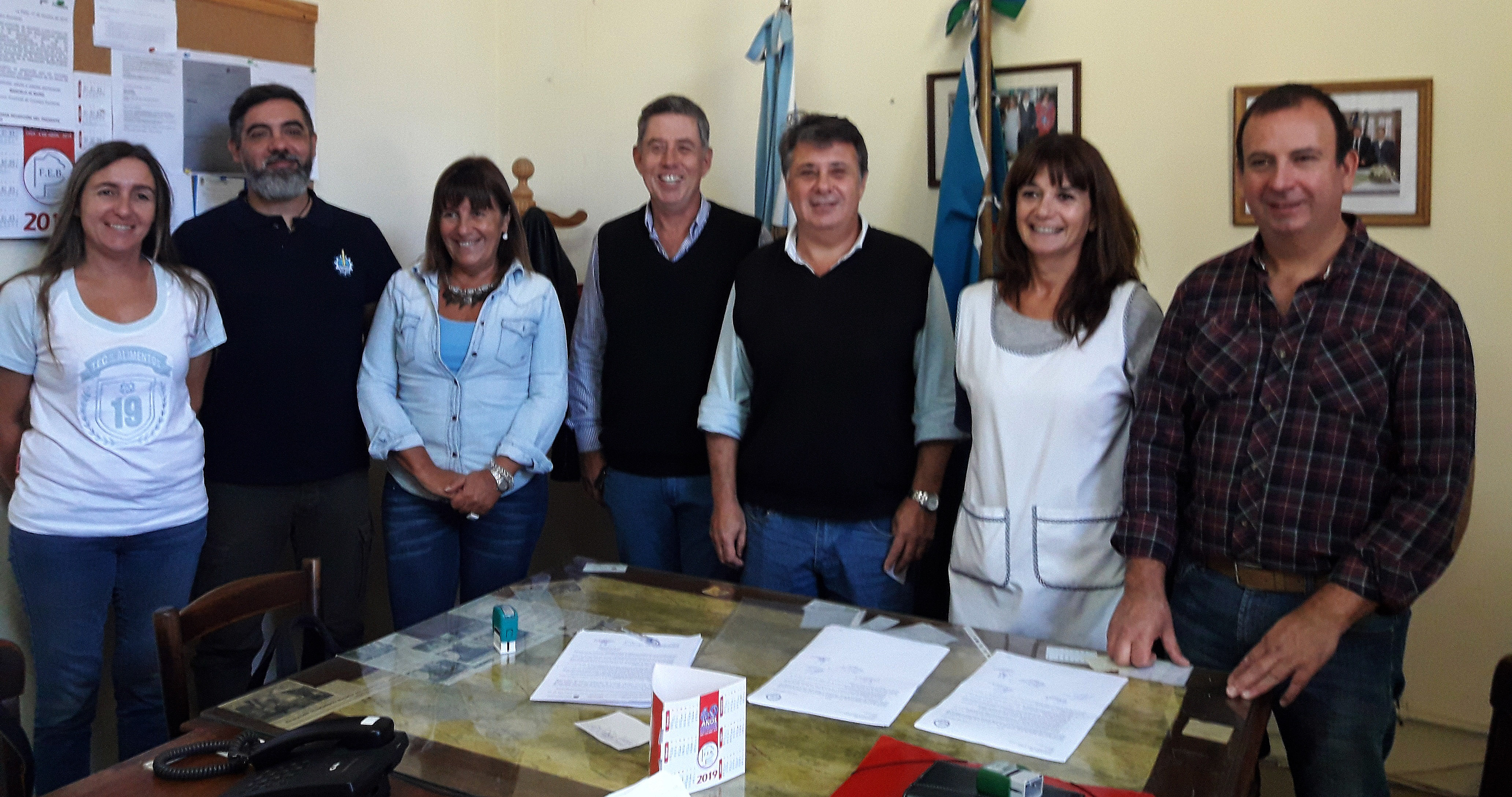 Consejo Escolar: La Otto Krause y La Técnica firmaron un acuerdo de prácticas profesionalizantes