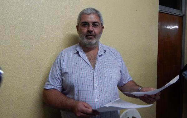 Diego Lopez presidio la Junta Electoral de la CEyS