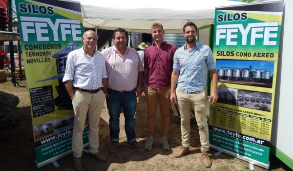 En la empresa Silos FEyFE