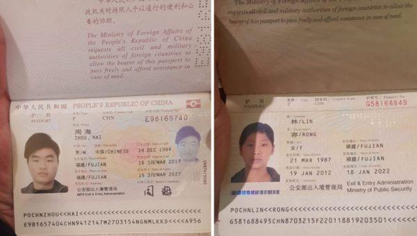 Fueron detenidos por Interpol en Dubai