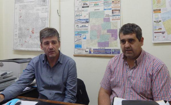 Hugo Enriquez y Marcelo De Olavarrieta