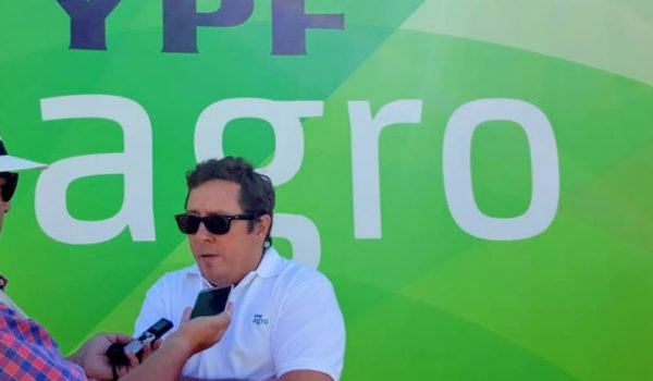 Ing Gaston Sendoya en dialogo con El Regional Digital