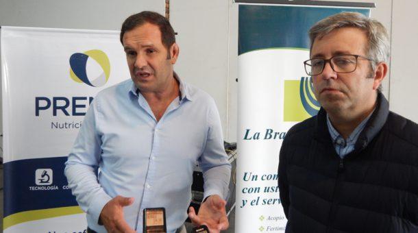 Juan Bautista Segonds y Juan Pedro Aristi