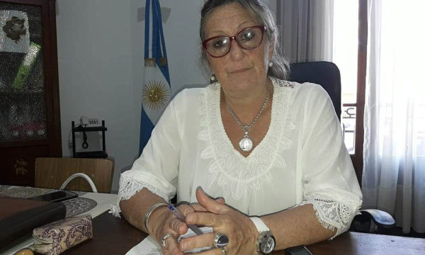 Liliana Vallabriga en dialogo con El Regional Digital compartio aspectos de sus palabras en French