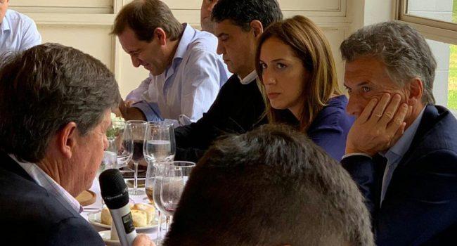 Macri y Vidal recibieron cuestionamientos y apoyos
