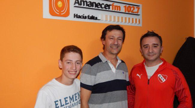 Martin Parise, Roberto Ferrari y Seba Losada hacen el Orgullo Nacional por FM 102,7 Radio Amanecer