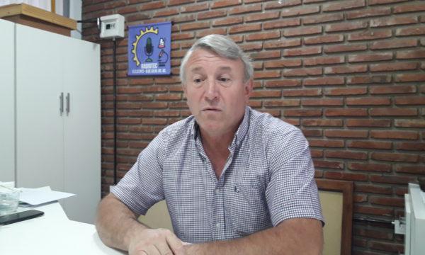 Silvio Balbo adelanto detalles de las activiades en la Tecnica