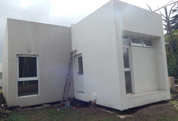 Casa del Barrio a punto de finalizarse lo que refiere accesibilidad y servicios