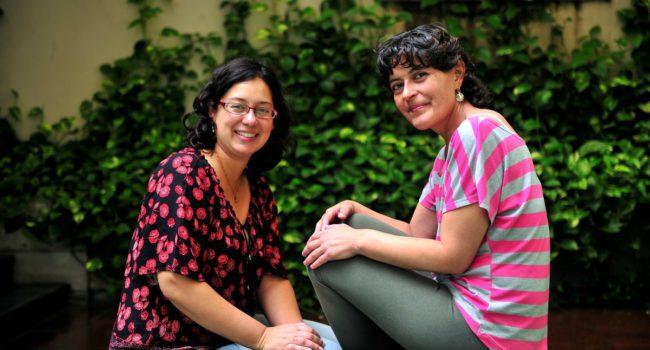 Gabriela y Veronica – foto Maxi Failla Diario Clarin