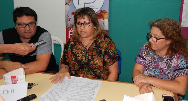 Gorosito, Reinoso y Agostinelli en dialogo con medios locales