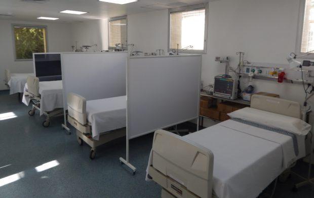 La nueva UTI del Hospital esta a la altura de cualquier servicio del pais