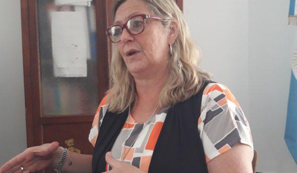 Liliana Vallabriga celebro lo alcanzado en el distrito en la prueba Aprender, pero hay que trabajar mucho