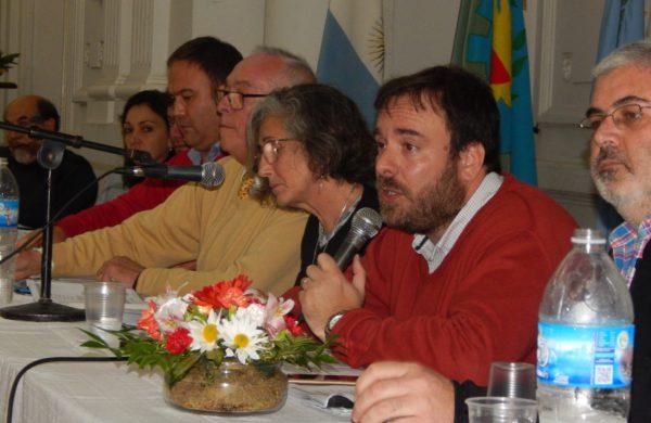 Matias Losinno presidente del Consejo de Adminstracion de la Ceys