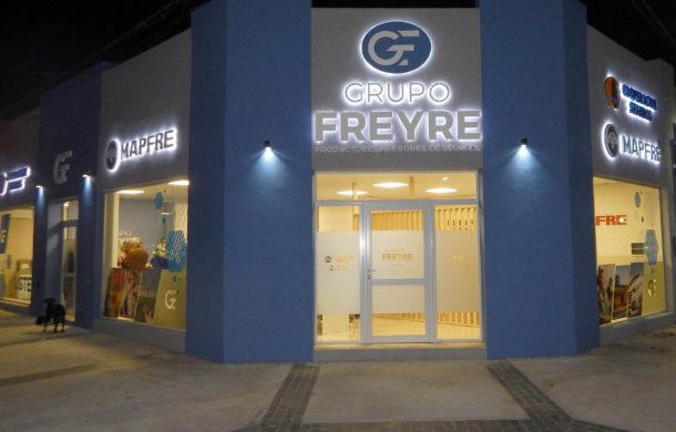Nuevas oficinas de Grupo Freyre