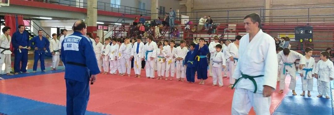 Crece el Judo en Club San Martin