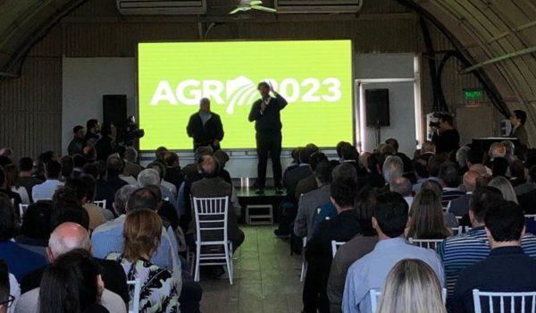 Apertura de la jornada Agro 2023