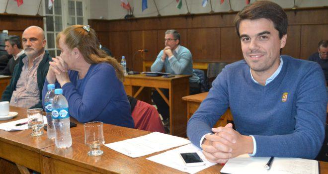Barbieri retomo sus funciones en el HCD y podria volver a presidir el Bloque Cambiemos
