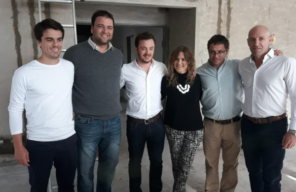 Barroso, Scarsi, Bollo, Vivani, Barbieri y Busso