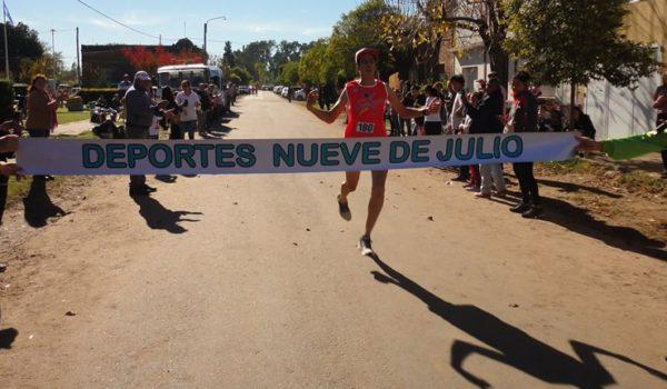 Braian Barzola ganador de la 4ta fecha de 9 Aventuras en El Provincial