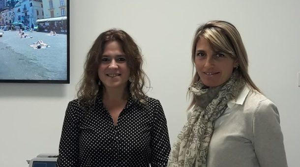 Dra Yanika Bollo y Lorena Aranda