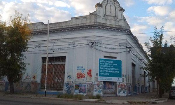 Edificio del San Cayetano