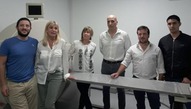Equipo de profesionales del CEDyT