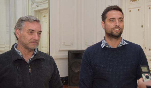 Fernando Mato y Juan Francisco Fortte