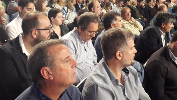 Lovisolo y Malis en el Congreso FR